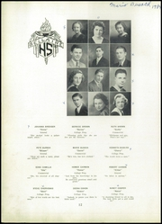 Page 16, 1934 Edition, Bellaire High School - Beljuan Yearbook (Bellaire, OH) online yearbook collection