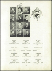 Page 17, 1934 Edition, Bellaire High School - Beljuan Yearbook (Bellaire, OH) online yearbook collection