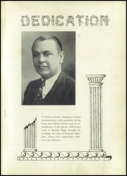 Page 5, 1934 Edition, Bellaire High School - Beljuan Yearbook (Bellaire, OH) online yearbook collection