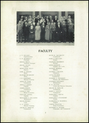 Page 6, 1934 Edition, Bellaire High School - Beljuan Yearbook (Bellaire, OH) online yearbook collection