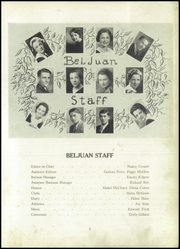 Page 7, 1934 Edition, Bellaire High School - Beljuan Yearbook (Bellaire, OH) online yearbook collection