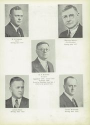 Page 15, 1940 Edition, Bellaire High School - Beljuan Yearbook (Bellaire, OH) online yearbook collection