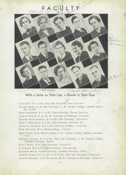 Page 17, 1940 Edition, Bellaire High School - Beljuan Yearbook (Bellaire, OH) online yearbook collection