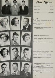 Page 14, 1951 Edition, Bellaire High School - Beljuan Yearbook (Bellaire, OH) online yearbook collection