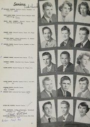 Page 16, 1951 Edition, Bellaire High School - Beljuan Yearbook (Bellaire, OH) online yearbook collection