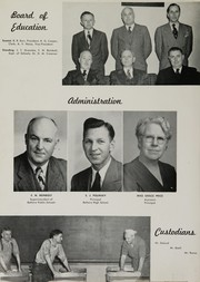 Page 8, 1951 Edition, Bellaire High School - Beljuan Yearbook (Bellaire, OH) online yearbook collection