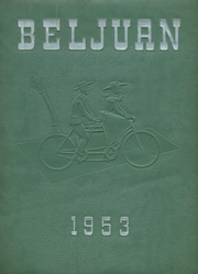 Page 1, 1953 Edition, Bellaire High School - Beljuan Yearbook (Bellaire, OH) online yearbook collection