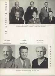 Page 10, 1953 Edition, Bellaire High School - Beljuan Yearbook (Bellaire, OH) online yearbook collection