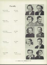 Page 13, 1953 Edition, Bellaire High School - Beljuan Yearbook (Bellaire, OH) online yearbook collection