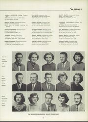 Page 17, 1953 Edition, Bellaire High School - Beljuan Yearbook (Bellaire, OH) online yearbook collection