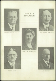 Page 10, 1927 Edition, Coshocton High School - Tomahawk Yearbook (Coshocton, OH) online yearbook collection