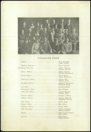 Page 8, 1927 Edition, Coshocton High School - Tomahawk Yearbook (Coshocton, OH) online yearbook collection