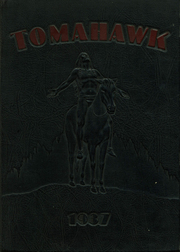 1937 Edition, Coshocton High School - Tomahawk Yearbook (Coshocton, OH)