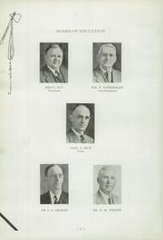 Page 12, 1937 Edition, Coshocton High School - Tomahawk Yearbook (Coshocton, OH) online yearbook collection