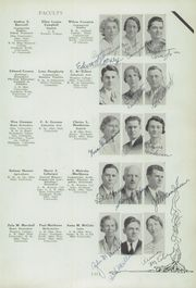 Page 15, 1937 Edition, Coshocton High School - Tomahawk Yearbook (Coshocton, OH) online yearbook collection