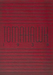 Page 1, 1938 Edition, Coshocton High School - Tomahawk Yearbook (Coshocton, OH) online yearbook collection