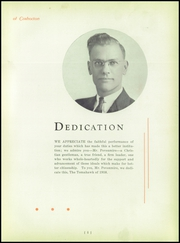 Page 9, 1938 Edition, Coshocton High School - Tomahawk Yearbook (Coshocton, OH) online yearbook collection
