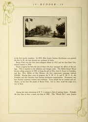 Page 16, 1919 Edition, Buena Vista University - Log Yearbook (Storm Lake, IA) online yearbook collection