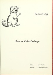 Page 5, 1960 Edition, Buena Vista University - Log Yearbook (Storm Lake, IA) online yearbook collection