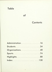 Page 7, 1960 Edition, Buena Vista University - Log Yearbook (Storm Lake, IA) online yearbook collection