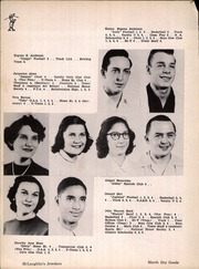 Page 14, 1951 Edition, Urbana High School - Tower Yearbook (Urbana, OH) online yearbook collection