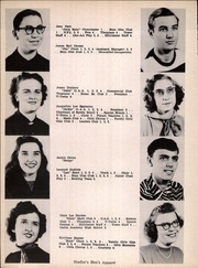 Page 16, 1951 Edition, Urbana High School - Tower Yearbook (Urbana, OH) online yearbook collection