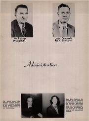 Page 6, 1951 Edition, Urbana High School - Tower Yearbook (Urbana, OH) online yearbook collection