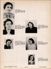 Page 9, 1951 Edition, Urbana High School - Tower Yearbook (Urbana, OH) online yearbook collection