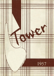 1957 Edition, Urbana High School - Tower Yearbook (Urbana, OH)