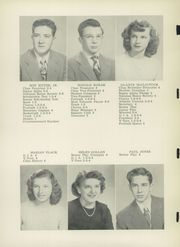 Page 16, 1950 Edition, Jefferson Area High School - J Hi Life Yearbook (Jefferson, OH) online yearbook collection
