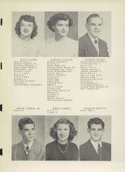 Page 17, 1950 Edition, Jefferson Area High School - J Hi Life Yearbook (Jefferson, OH) online yearbook collection