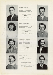 Page 16, 1951 Edition, Jefferson Area High School - J Hi Life Yearbook (Jefferson, OH) online yearbook collection