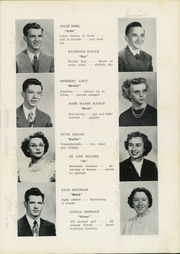 Page 19, 1951 Edition, Jefferson Area High School - J Hi Life Yearbook (Jefferson, OH) online yearbook collection