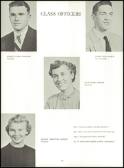 Page 16, 1956 Edition, Jefferson Area High School - J Hi Life Yearbook (Jefferson, OH) online yearbook collection