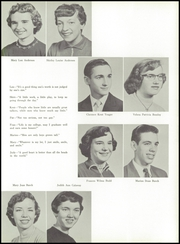 Page 17, 1956 Edition, Jefferson Area High School - J Hi Life Yearbook (Jefferson, OH) online yearbook collection