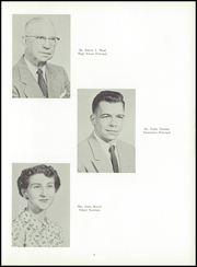 Page 9, 1956 Edition, Jefferson Area High School - J Hi Life Yearbook (Jefferson, OH) online yearbook collection