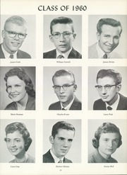 Page 17, 1960 Edition, Jefferson Area High School - J Hi Life Yearbook (Jefferson, OH) online yearbook collection