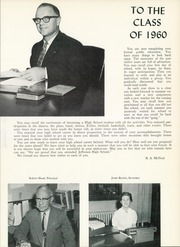 Page 7, 1960 Edition, Jefferson Area High School - J Hi Life Yearbook (Jefferson, OH) online yearbook collection