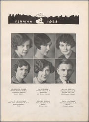 Page 17, 1928 Edition, Martins Ferry High School - Ferrian Yearbook (Martins Ferry, OH) online yearbook collection