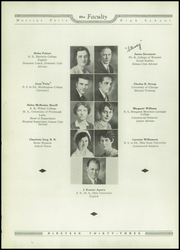 Page 10, 1933 Edition, Martins Ferry High School - Ferrian Yearbook (Martins Ferry, OH) online yearbook collection