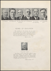 Page 10, 1937 Edition, Martins Ferry High School - Ferrian Yearbook (Martins Ferry, OH) online yearbook collection