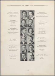 Page 12, 1937 Edition, Martins Ferry High School - Ferrian Yearbook (Martins Ferry, OH) online yearbook collection