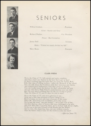 Page 16, 1937 Edition, Martins Ferry High School - Ferrian Yearbook (Martins Ferry, OH) online yearbook collection