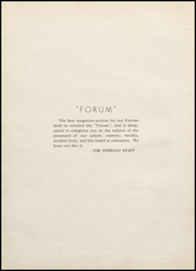 Page 8, 1937 Edition, Martins Ferry High School - Ferrian Yearbook (Martins Ferry, OH) online yearbook collection