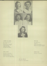 Page 13, 1946 Edition, Martins Ferry High School - Ferrian Yearbook (Martins Ferry, OH) online yearbook collection