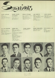 Page 16, 1946 Edition, Martins Ferry High School - Ferrian Yearbook (Martins Ferry, OH) online yearbook collection