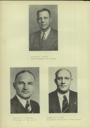 Page 8, 1946 Edition, Martins Ferry High School - Ferrian Yearbook (Martins Ferry, OH) online yearbook collection