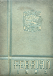 Page 1, 1950 Edition, Martins Ferry High School - Ferrian Yearbook (Martins Ferry, OH) online yearbook collection
