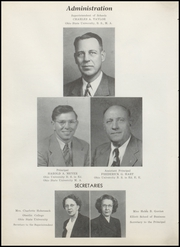 Page 10, 1950 Edition, Martins Ferry High School - Ferrian Yearbook (Martins Ferry, OH) online yearbook collection