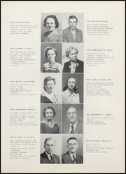 Page 11, 1950 Edition, Martins Ferry High School - Ferrian Yearbook (Martins Ferry, OH) online yearbook collection